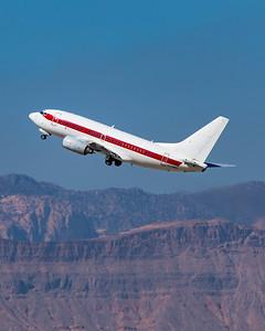 United States Air Force Boeing 737-66N N319BD 3-17-21 2