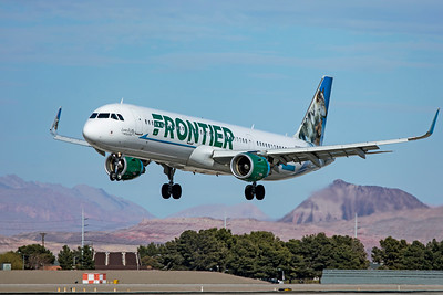 Frontier Airlines Airbus A321-211 N717FR 3-18-21