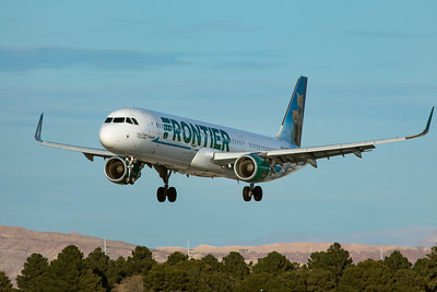 Frontier Airlines Airbus A321-211 N721FR 3-18-21