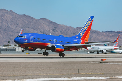 Southwest Airlines Boeing 737-7H4 N248WN 3-17-21