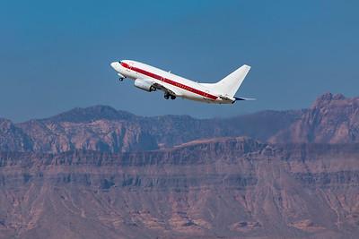United States Air Force Boeing 737-66N N319BD 3-17-21 3