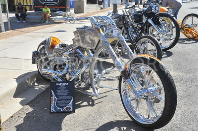 FRIDAY CUSTOM BIKE SHOW, LAS VEGAS BIKEFEST 2016