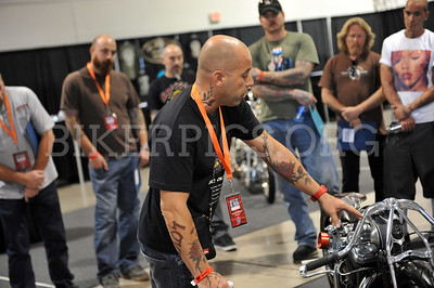 GETTING READY FOR THE 2015 LAS VEGAS BIKEFEST