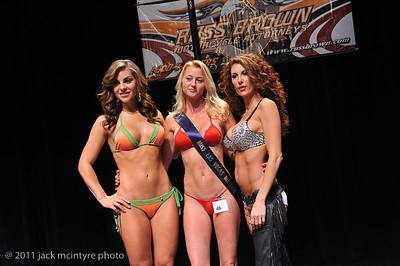 THE 2011 MISS LAS VEGAS BIKEFEST CONTEST