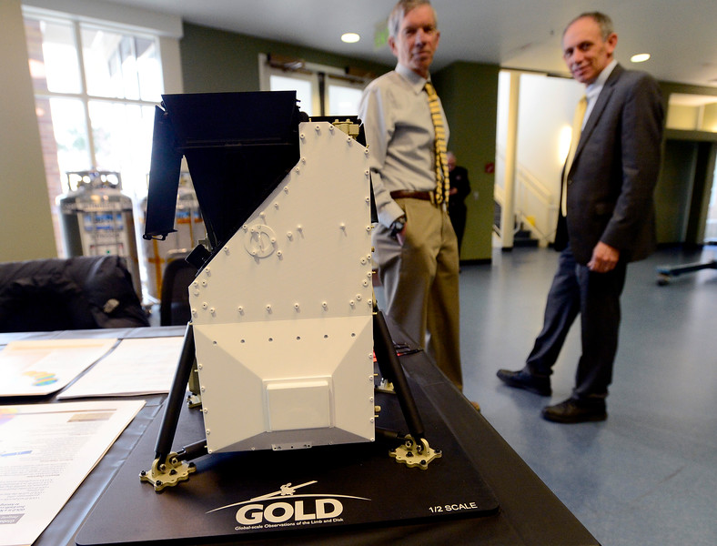 GOLD- LASP Satellite