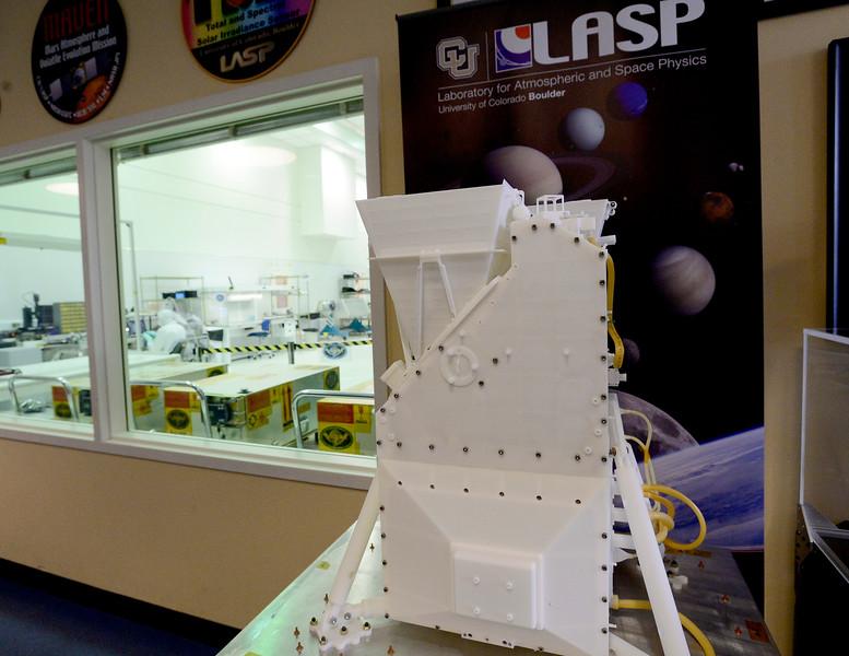 GOLD- LASP Satellite
