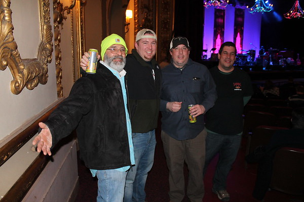 LAST WALTZ 40 TOUR at The Palace