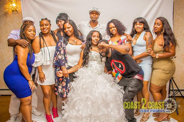 LATASHA & HORACE  WEDDING REC