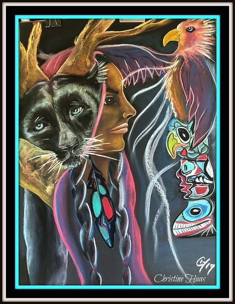 Spirit Guide and Animal Totem 2019