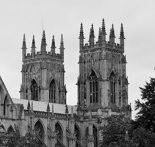 York Minster in July 2010