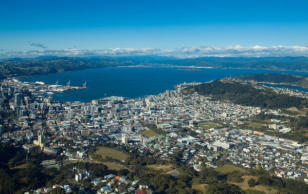20110224 1756 Aerial views of Wellington _MG_7155