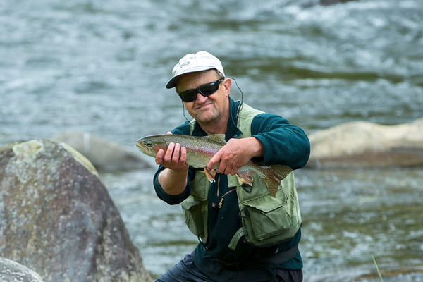 Selected images taken during a fly fishing and hunting trip into the headwaters of the Wanganui River in the King Country, Central North Island, New Zealand on 23 November 2016 with Peter Rowbotham, Jeff Eaton, Tony Houpt and John Mathews