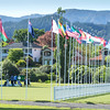 """Practice Day 2 of the Asia-Pacific Amateur Championship tournament 2017 held at Royal Wellington Golf Club, in Heretaunga, Upper Hutt, New Zealand from 26 - 29 October 2017. Copyright John Mathews 2017.    <a href=""""http://www.megasportmedia.co.nz"""">http://www.megasportmedia.co.nz</a>"""