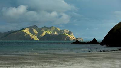 20190422 View from Moawhitu beach - D'Urville