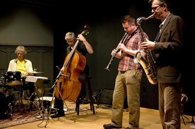 Ab Baars Trio & Ken Vandermark