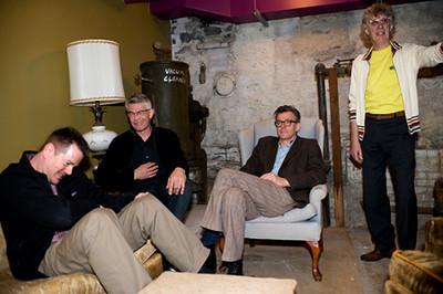 Ken Vandermark / Wilbert De Joode / Ab Baars / Martin van Duynhoven
