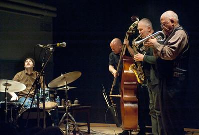 Bobby Bradford / Frode Gjerstad Quartet