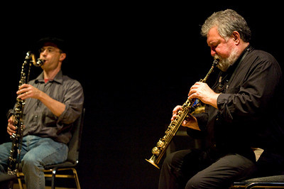 Ned Rothenberg / Evan Parker