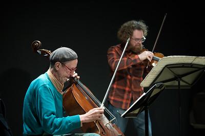 Tristan Honsinger / Josh Zubot