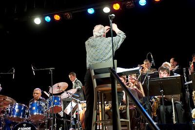 Jack DeJohnette with The Humber Studio Jazz Ensemble