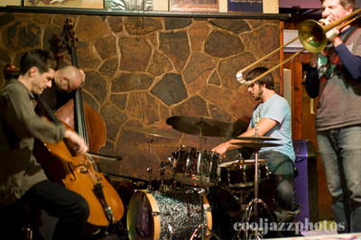 Jeb Bishop Quartet