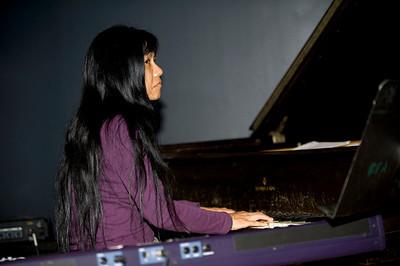 Satoko Fujii   http://www2s.biglobe.ne.jp/~Libra/ www.myspace.com/satokofujii www.mindyourownmusic.co.uk/satoko-fujii.htm