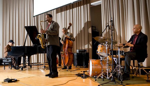 The Cedar Walton Quartet
