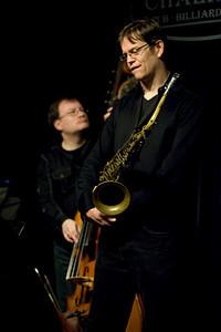 John Geggie / Donny McCaslin