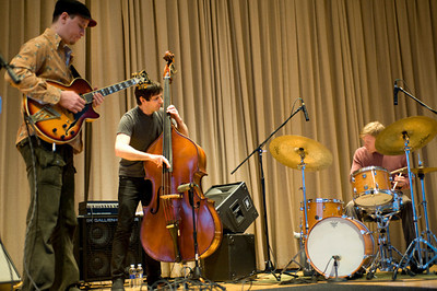 The Kurt Rosenwinkel Trio