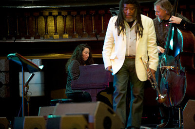 Angelica Sanchez / Wadada Leo Smith / John Lindberg