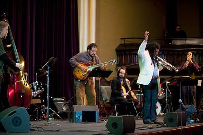Wadada Leo Smith Golden Quartet & Double Quartet