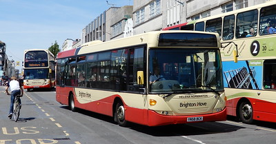 Brighton & Hove 53 - YN58BCK - Brighton (Churchill Square)