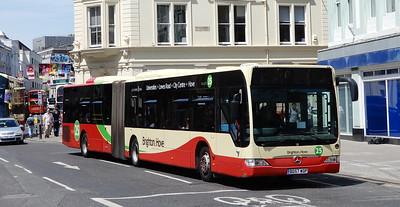 Brighton & Hove 111 - BD57WDP - Brighton (Old Steine)