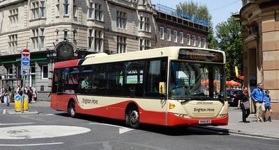 Brighton & Hove 54 - YN58BCO - Brighton (Castle Square)