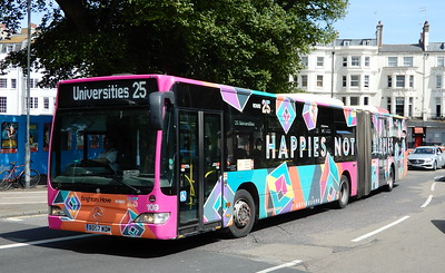 Brighton & Hove 109 - B57WDM - Brighton (Malborough Place)