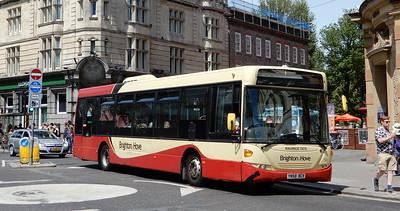 Brighton & Hove 56 - YN58BCV - Brighton (Castle Square)