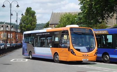 First Cymru 47682 - SL15RWX - Neath (Victoria Gardens)