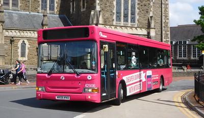 First Cymru 42906 - WX05RVO - Neath (Victoria Gardens)