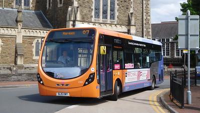 First Cymru 47683 - SL15XWY - Neath (Victoria Gardens)