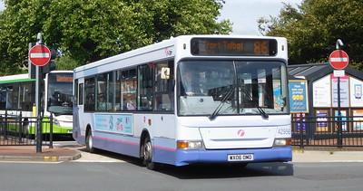 First Cymru 42956 - WX06OMO - Neath (Victoria Gardens)