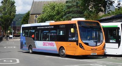 First Cymru 47679 - SL15RWW - Neath (Victoria Gardens)