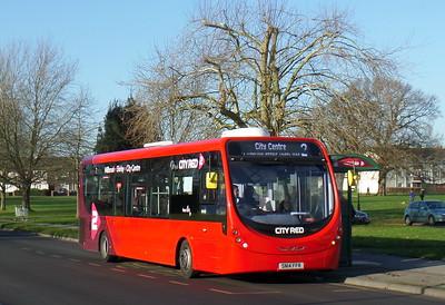 First Southampton 47610 - SN14FFR - Millbrook (Kendal Avenue)