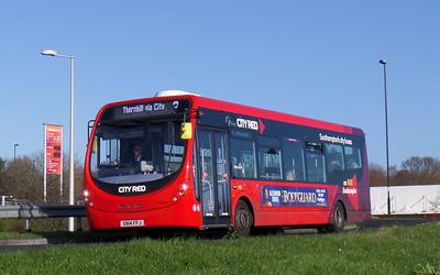 First Southampton 47604 - SN14FFJ - Lordshill Centre