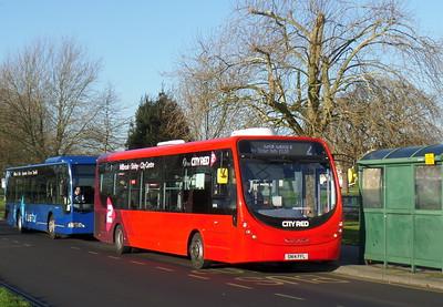 First Southampton 47606 - SN14FFL - Millbrook (Kendal Avenue)