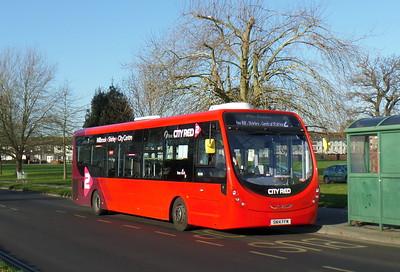 First Southampton 47607 - SN14FFM - Millbrook (Kendal Avenue)
