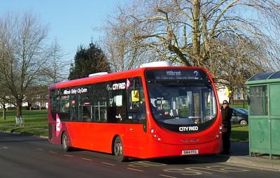 First Southampton 47602 - SN14FFG - Millbrook (Kendal Avenue)