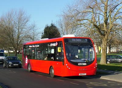 First Southampton 47612 - SN14FFT - Millbrook (Kendal Avenue)