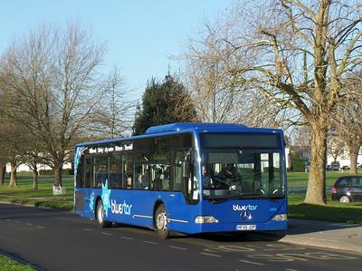 BlueStar 2415 - HF55JZP - Millbrook (Kendal Avenue)
