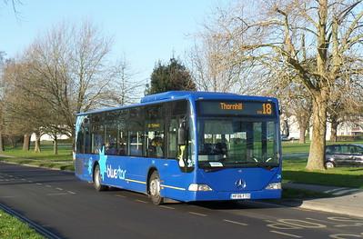 BlueStar 2421 - HF06FTO - Millbrook (Kendal Avenue)
