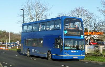 BlueStar 1805 - HX51ZRF - Lordshill Centre